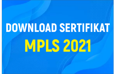 Download E Sertifikat MPLS 2021