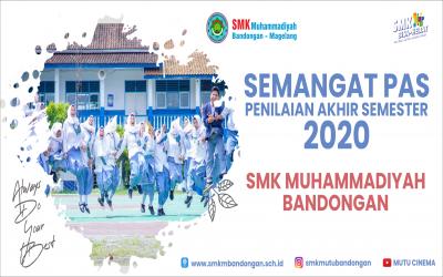 Semangat Pas Daring 2020 SMK Mutu