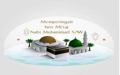 Isra Miraj The Night Journey